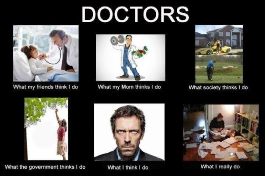 מה רופאים עושים