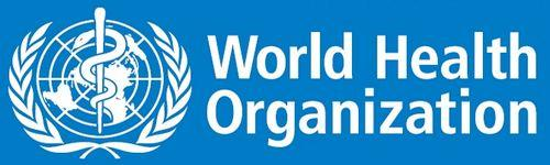 לוגו ארגון הבריאות העולמי